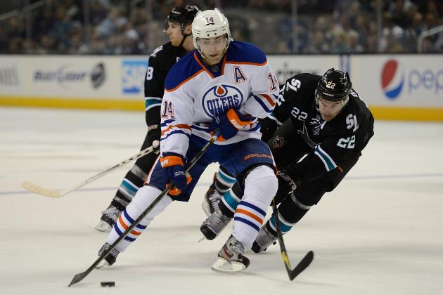 4 Weaknesses the Edmonton Oilers Must Address During the 2013 Season