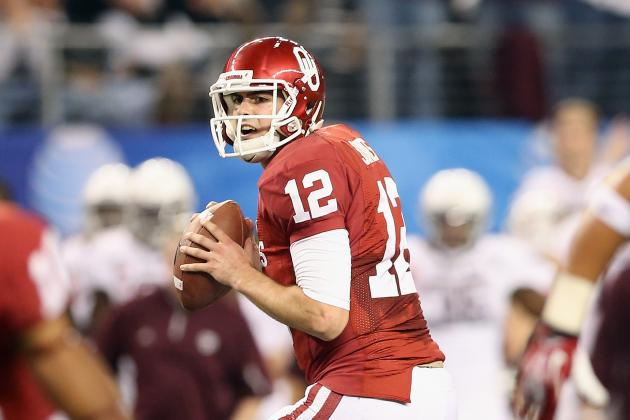Oklahoma Football: 5 Reasons the Sooners Won't Miss Landry Jones