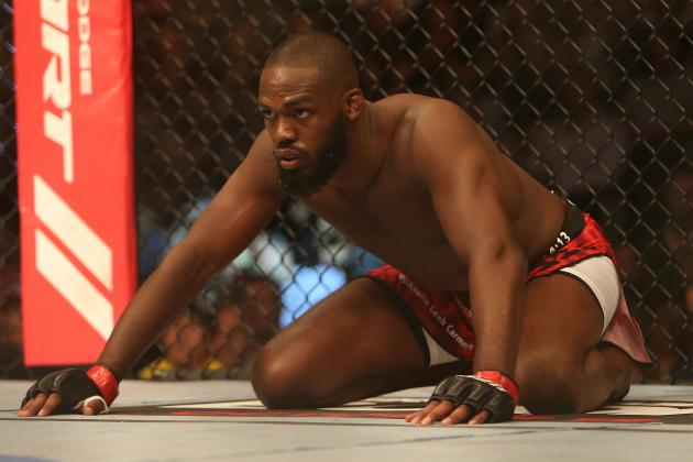 UFC 156 Results: Top 10 Light Heavyweights in the UFC