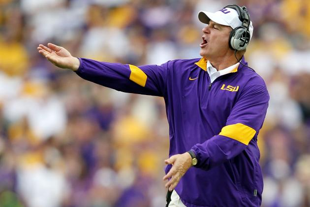 LSU Football: Best Ways Les Miles Can Sell Tigers' Program to Recruits