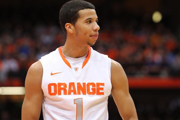 Syracuse Basketball: Ranking Carter-Williams' Top 5 Highlights This Season