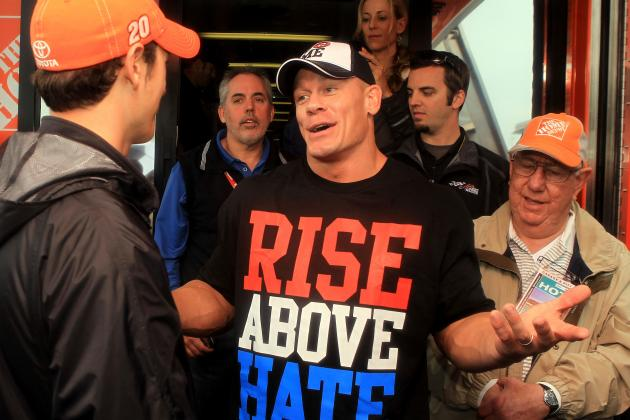 How to Turn John Cena Heel, Make Brock Lesnar WWE Champion