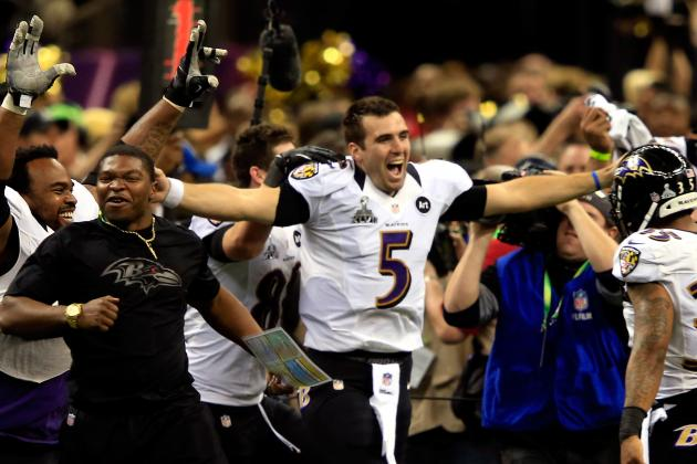 Best Photos from Super Bowl XLVII