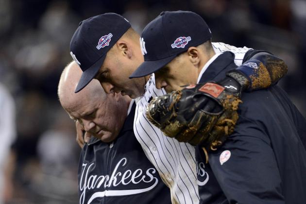 Biggest Injury Concerns Heading into MLB Spring Training 2013