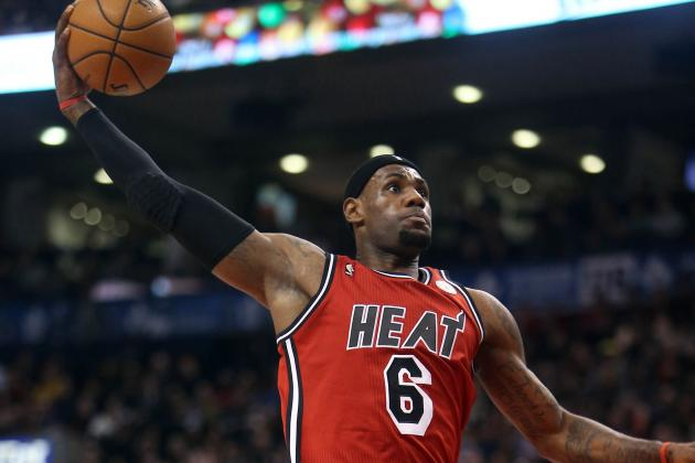 Miami Heat vs. Toronto Raptors: Postgame Grades for Miami Heat