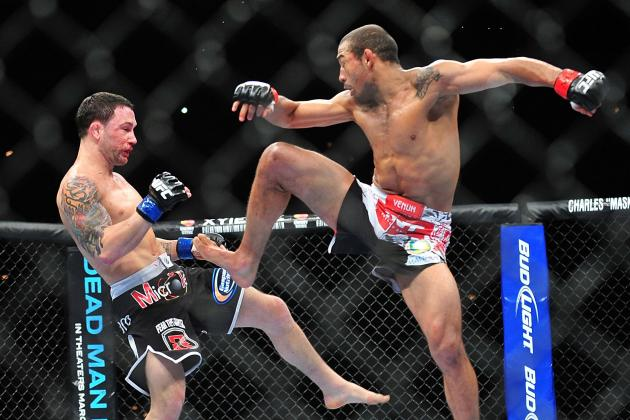 10 Things We Learned from UFC 156