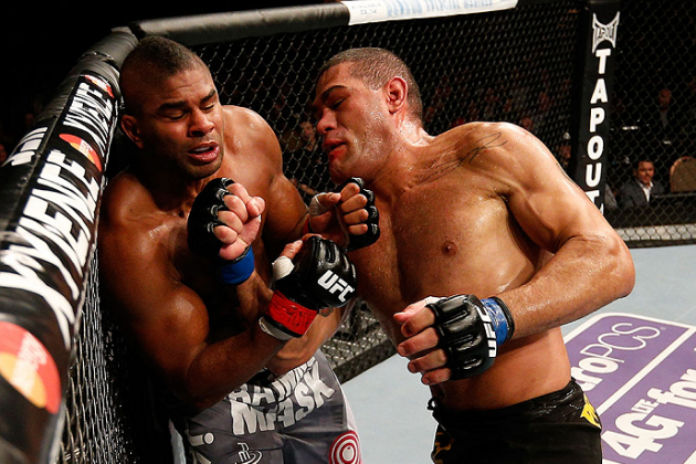 UFC 156 Results: 5 Fights for Alistair Overeem to Take Next