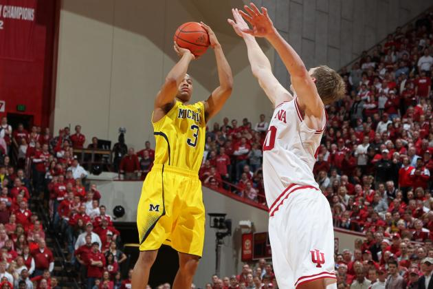Top 10 Players in the Big Ten and What Their NBA Prospects Look Like