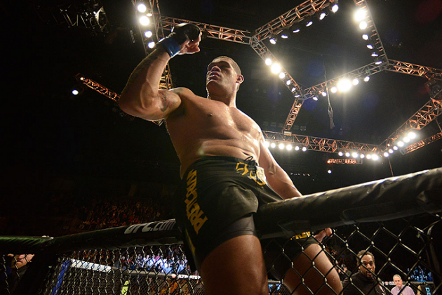 UFC 156 Results: Five Fights for Antonio Silva to Take Next