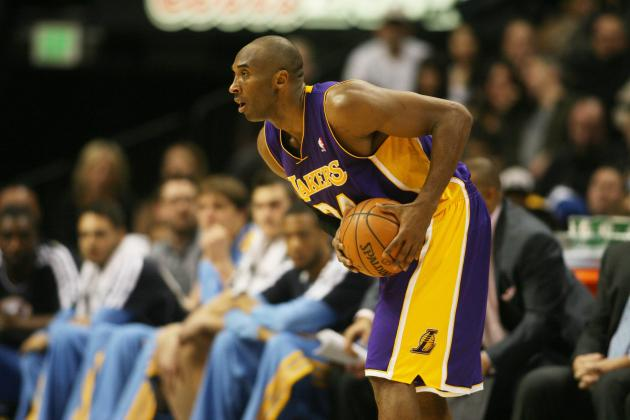 Updated NBA Superstar Rankings: How Does the New-Look Kobe Bryant Fit In?