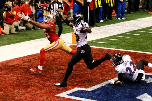 Super Bowl 2013: Ranking Ravens' Goal-Line Stand Among Best Stops in NFL History