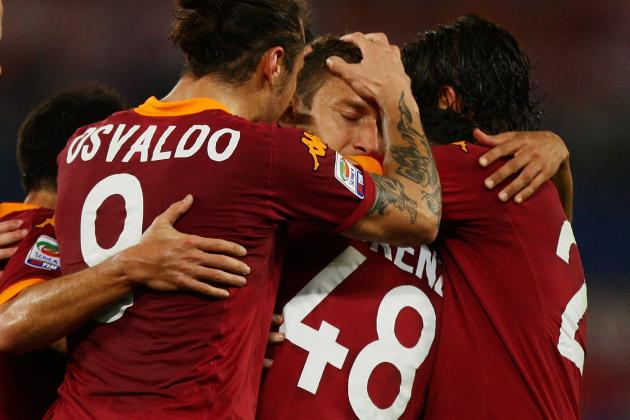 Are AS Roma in Better Shape After January Than in 2012?