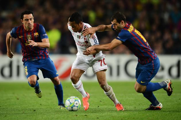 AC Milan vs. Barcelona: 5 Bold Predictions for Champions League Tie