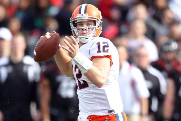 Projecting Career Potential for the 2013 NFL Draft's Top QBs