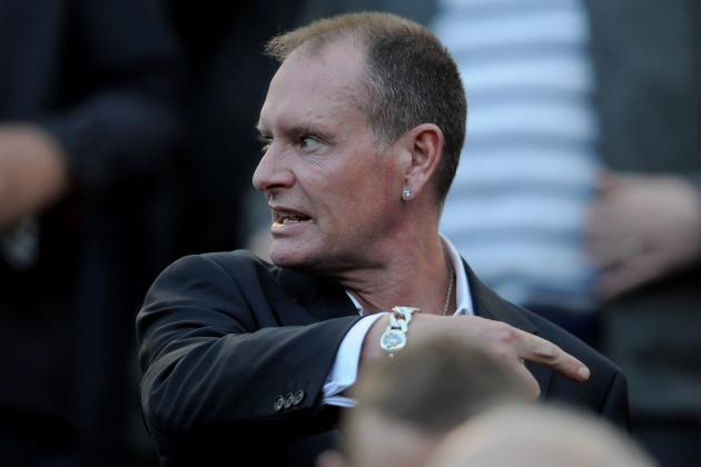 Paul Gascoigne's Top Five Career Highlights