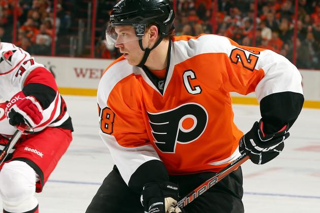 Sidney Crosby vs Claude Giroux: Head to Toe Breakdown of the Budding Rivalry