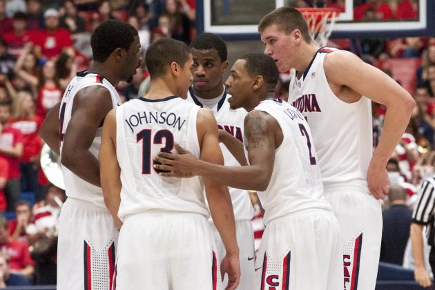 Arizona Basketball: Midseason Report Card for the Wildcats