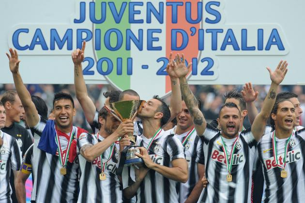 Serie A: Handicapping the Race for the 2012-13 Scudetto
