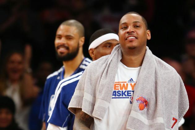 New York Knicks: Predicting the Knicks' Playoff Chances