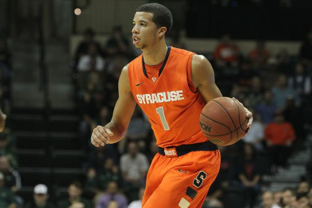 NCAA Basketball Picks: Notre Dame Fighting Irish vs. Syracuse Orange