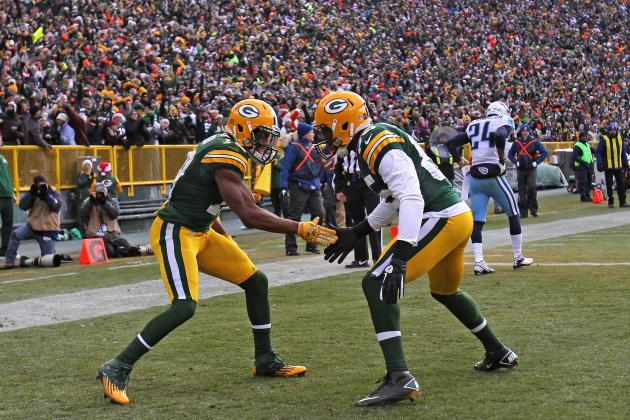 Green Bay Packers Will Boast the Deepest WR Corps in 2013, Again