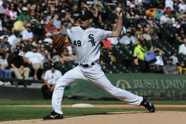 Ranking Chris Sale Among MLB's Top Starting Pitchers Under 25