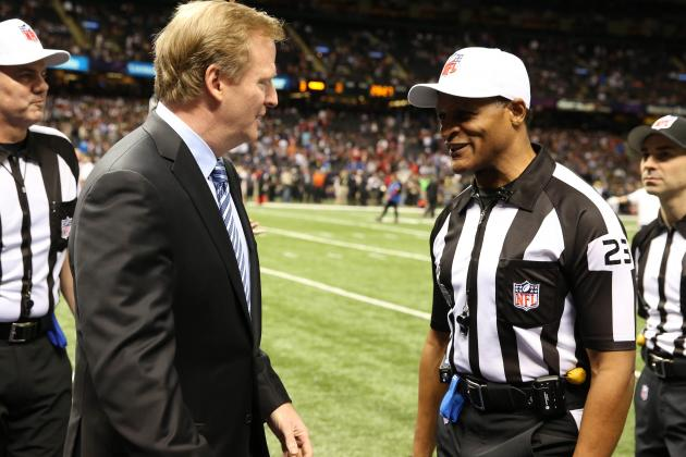 Grading the Refs from Super Bowl XLVII