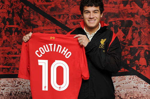 Why Philippe Coutinho Can Be Liverpool's New Version of Luis Suarez