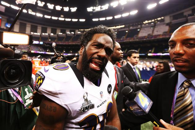 Odds on Where Ed Reed Will Land in 2013