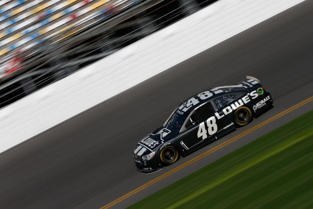 Predicting Which NASCAR Drivers Will Master Gen-6 Car First
