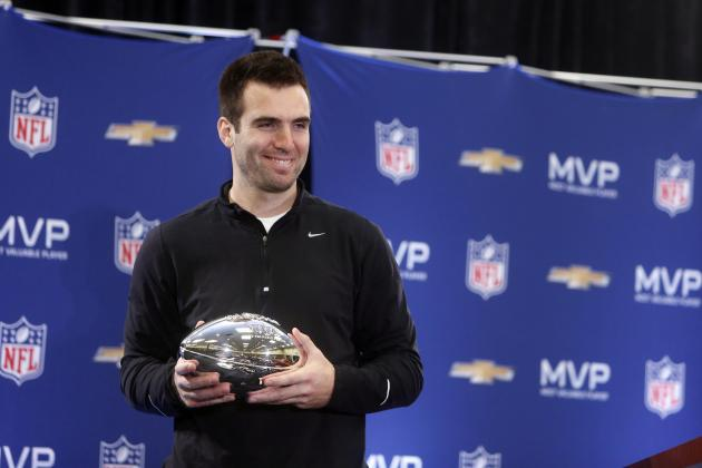 Where Does Super Bowl XLVII MVP Joe Flacco Rank Among NFL's Top QBs?