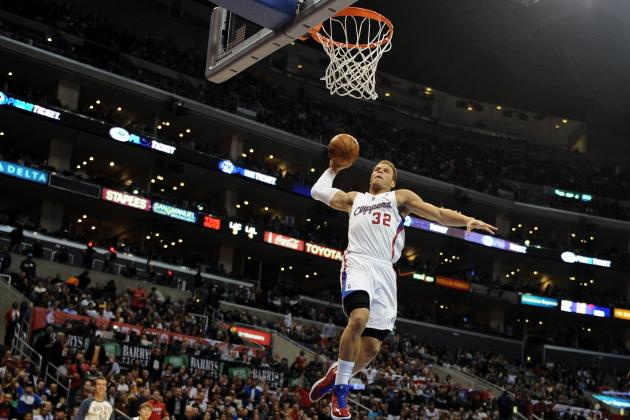 L.A. Clippers' Best Dunks and Highlights of the Season so Far