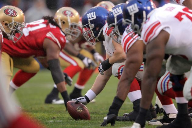 A Complete Guide to Rebuilding the New York Giants' Offensive Line in One Season