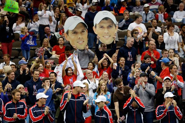 Davis Cup 2013: Round 1 Highlights, History and More