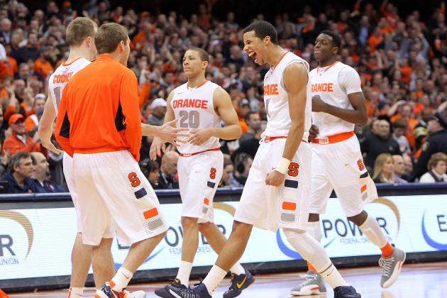Syracuse Basketball: Ranking the Orange's Most Exciting Players