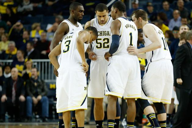Michigan Basketball: Midseason Report Card for the Wolverines