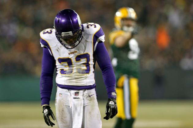 5 Minnesota Vikings Who Must Improve in 2013