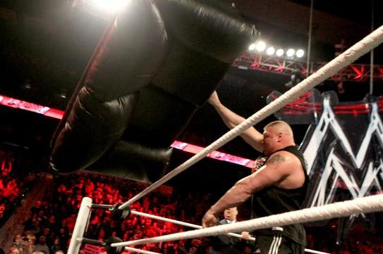 WWE Raw Results and Report Card 2/4/13: Grading Brock Lesnar and CM Punk