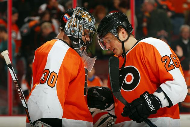 3 Weaknesses Philadelphia Flyers Must Address During 2013 Season