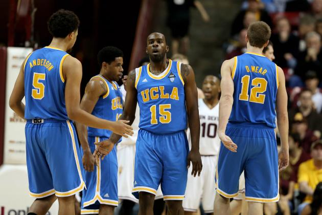 UCLA Basketball: Midseason Report Card for the Bruins