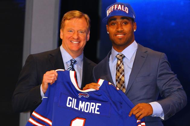 What to Expect from the Buffalo Bills' 2012 Draft Class in 2013
