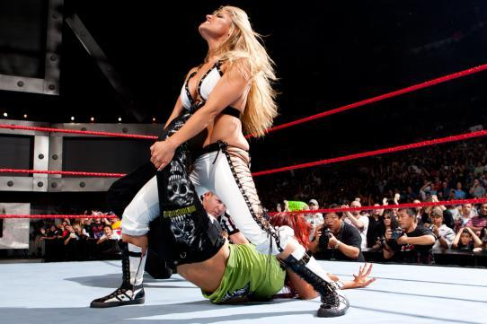WrestleMania 29: Who Should Induct Trish Stratus into the WWE Hall of Fame?