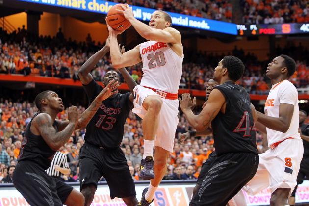 Syracuse Basketball: Midseason Report Card for the Orange