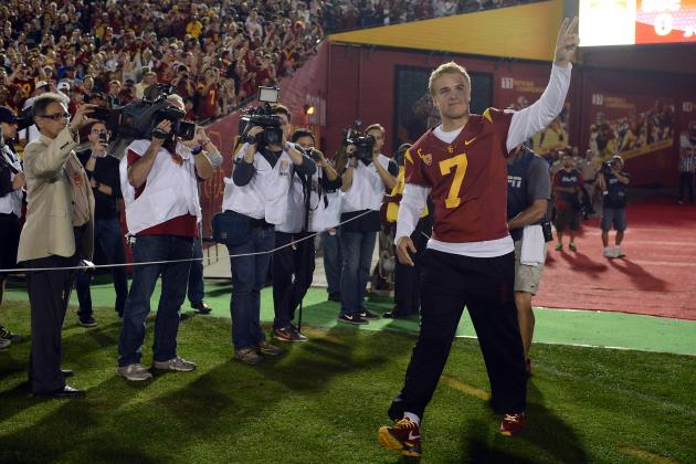 Matt Barkley: Reasons USC Quarterback Will Shrug off Senior Year and Thrive