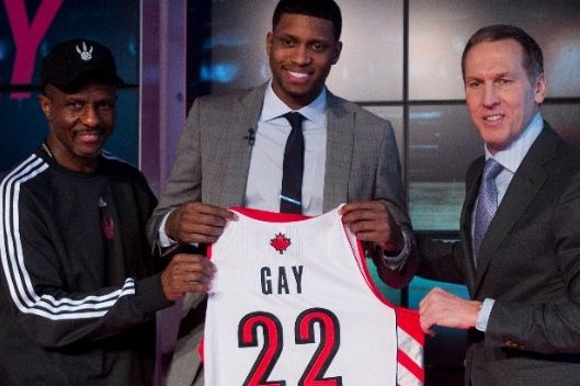 NBA: 5 Ways in Which Rudy Gay Has Already Improved the Raptors