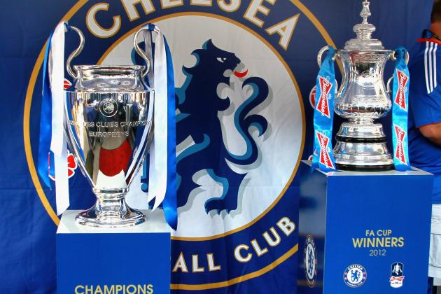Chelsea: 5 Easy Steps to Get the Blues Back to Challenging for Trophies