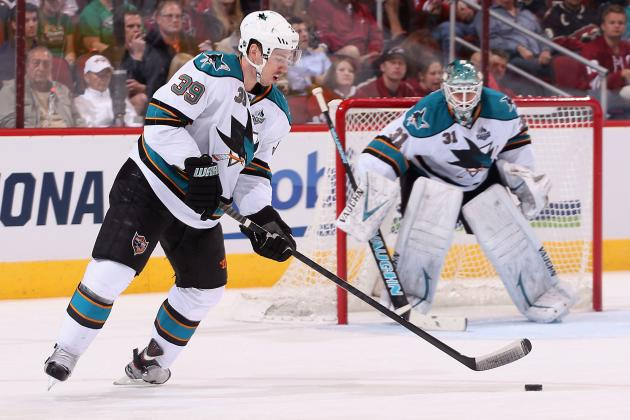 5 Most Telling Statistics for San Jose Sharks in 2013