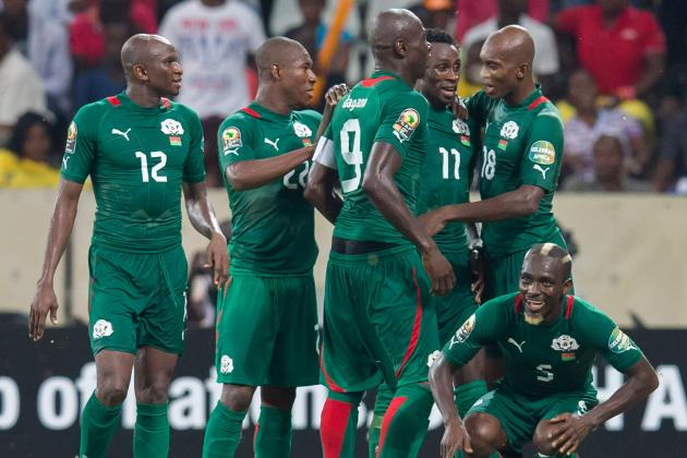 Why Burkina Faso Have Been the Story of the Africa Cup of Nations so Far