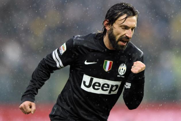 Serie A's Top 5 Central Midfielders so Far This Season