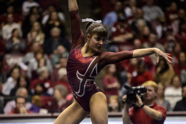 Breaking Down the Favorites for the NCAA  Gymnastics National Championship